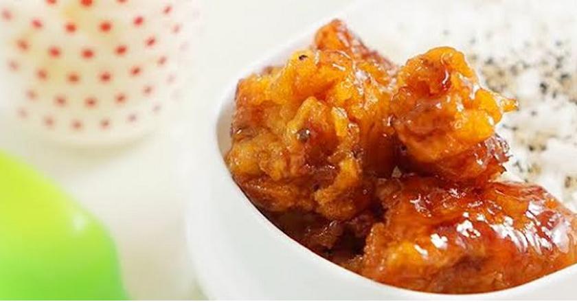 Resep Nugget Ayam Korea