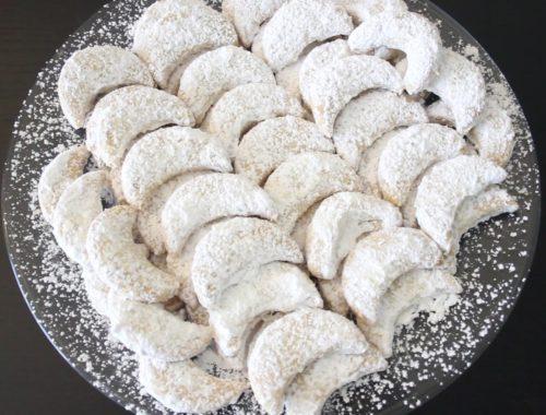 Resep Kue Kering Salju Manis