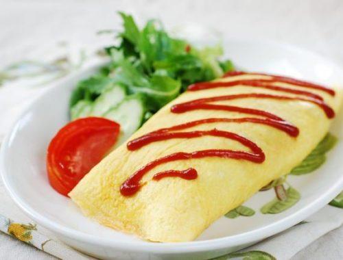 Resep Nasi Goreng Omelet