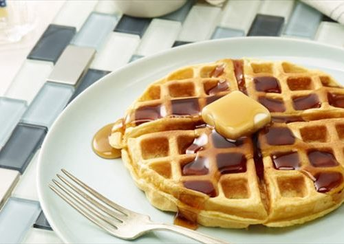 Resep Waffle Manis