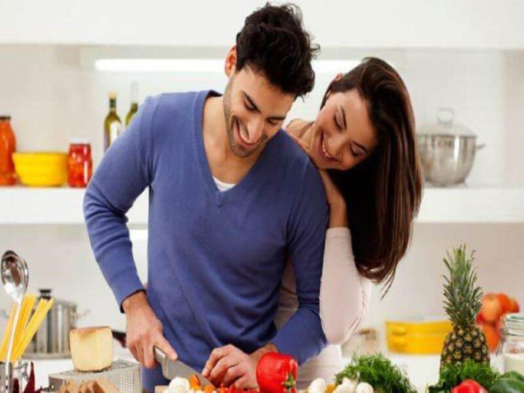 kenapa suami yang masak di dapur