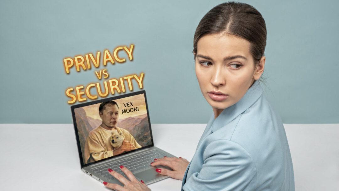 Perlindungan Data Privasi dengan Blockchain - Privasi vs Keamanan